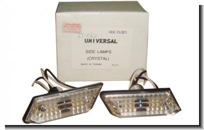 SIDE LAMP CRYSTAL UNIVERSAL [LT-052/053/054-U]