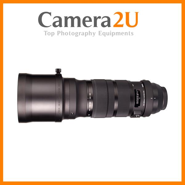 NEW Sigma 120-300mm f/2.8 DG OS HSM Sport Lens For Canon Mount