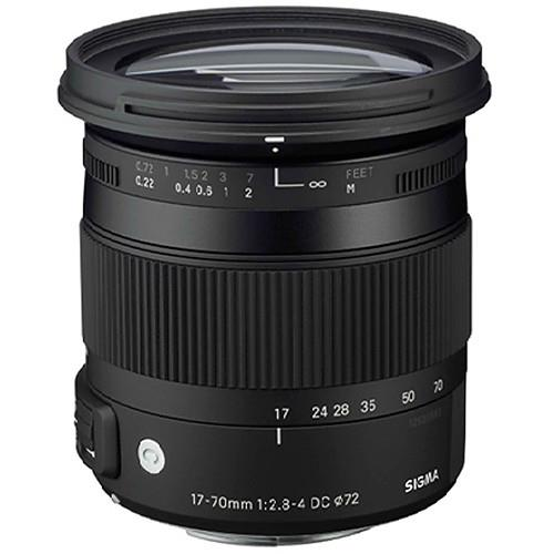 Sigma 17-70mm f/2.8-4 DC Macro HSM Lens for Sony(SIGMA MALAYSIA WTY)