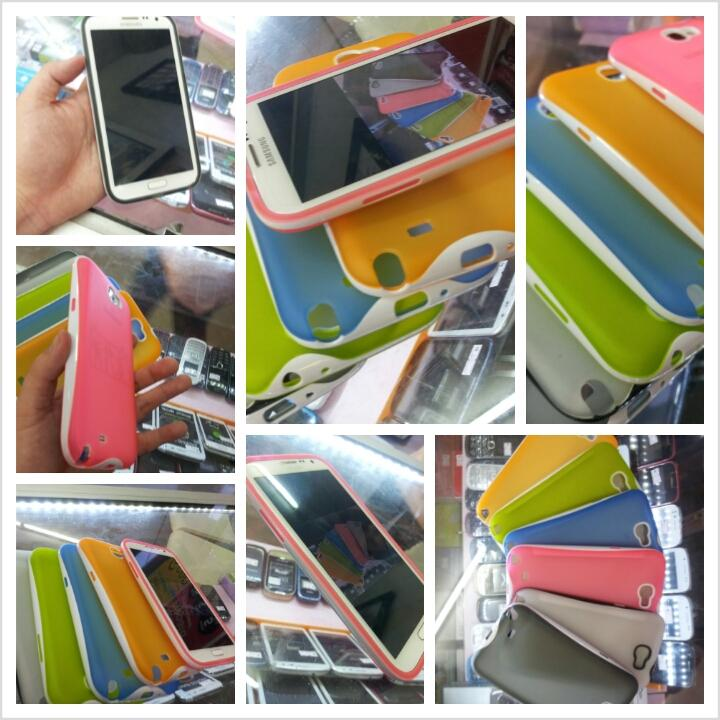 SILICON CASE SAMSUNG GALAXY NOTE 2 / NOTE II / N7100 FREE SHIPPING