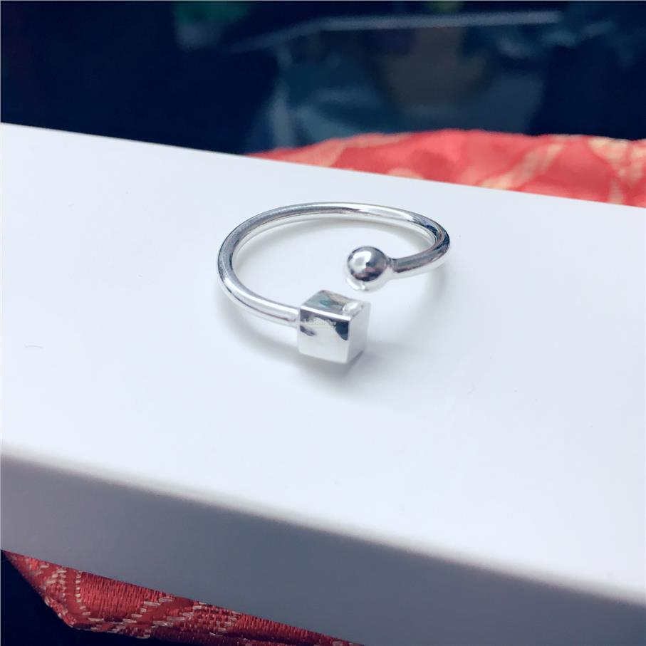 Silver Ring - 99.9% Pure Silver