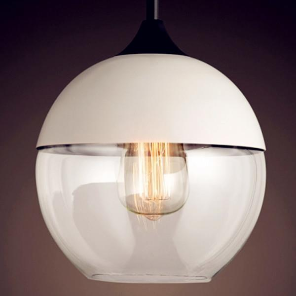 Simple Pendent Light Easy Care(With Edison Bulb)