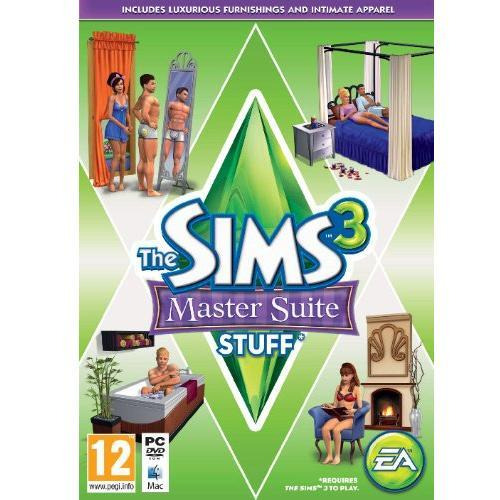 The Sims 3: Master Suite Stuff - PC/Mac