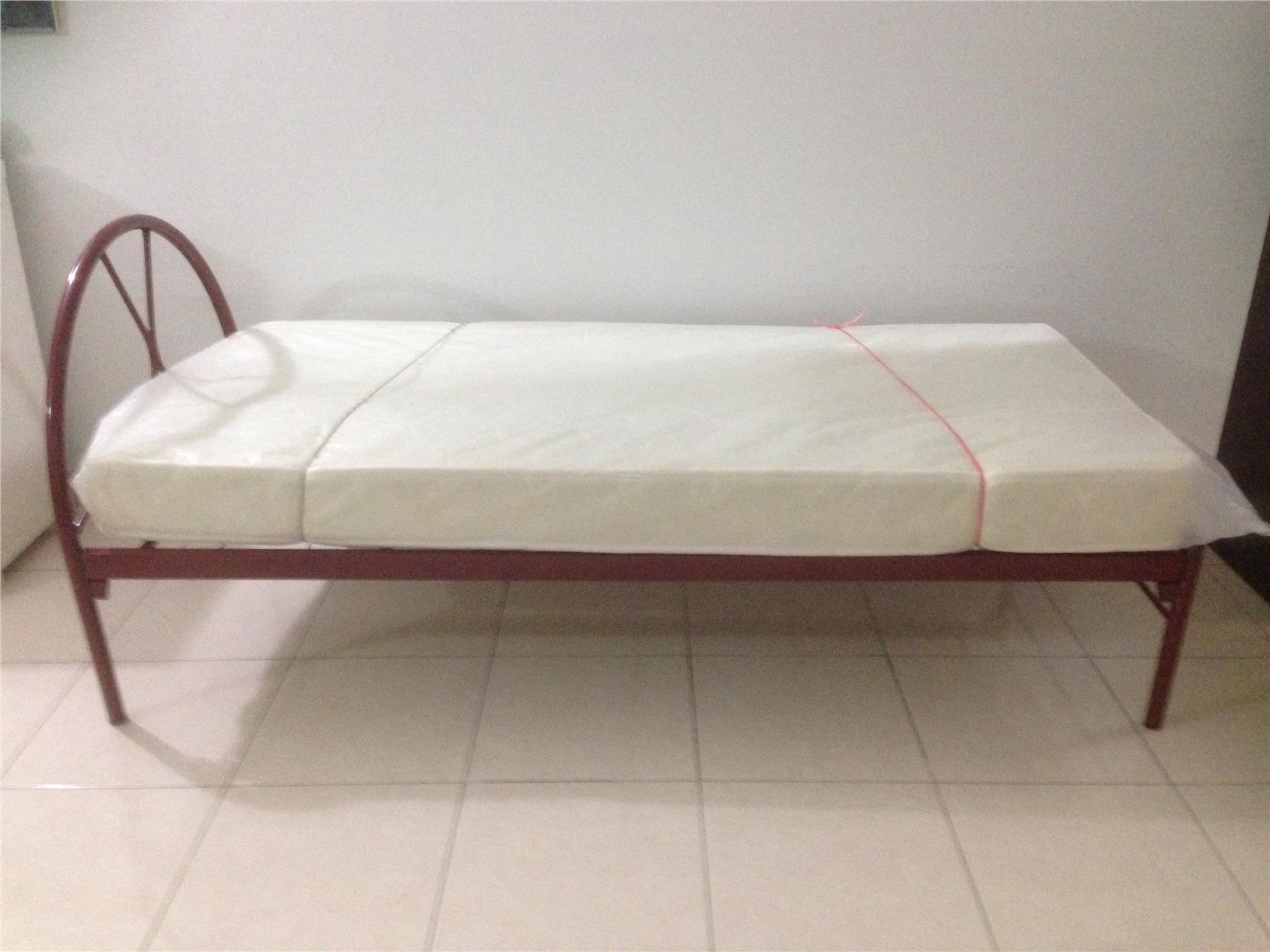 Single Bed Metal Frame