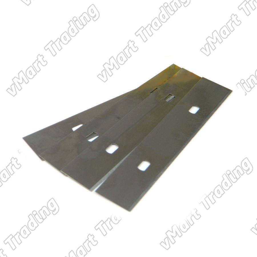 Single Edge Scraper Blade 100mm [1 Box 10 pieces]