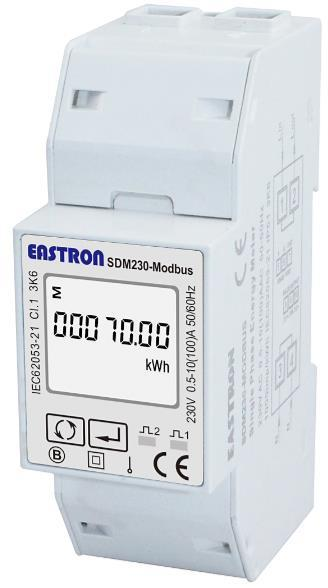 Single Phase kWh Energy Meter