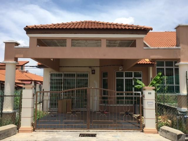 Single Storey For Sale,Taman Rembia Perkasa,Aloh Gajah