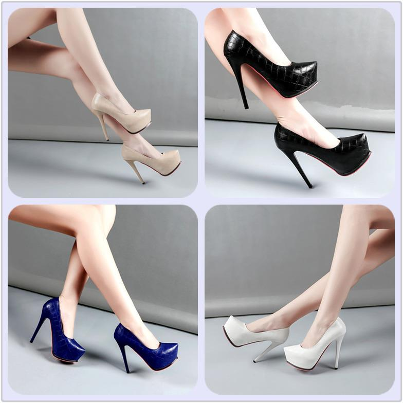 Size 33-40 ~ Elegant Office Ladies 14CM High Heel