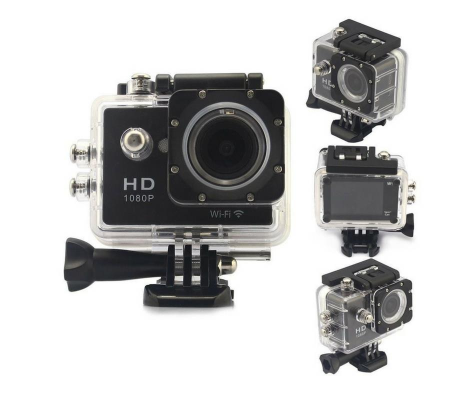 SJ4000/Action/Sport/GoPro/2'' Screen/Full HD/Wi-Fi/Waterproof Camera
