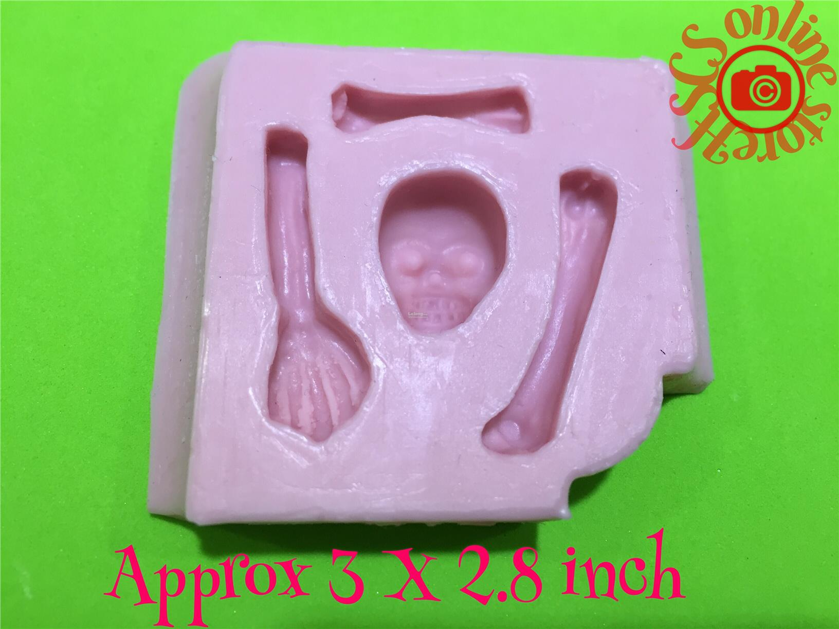 Skeleton Silicone Molds