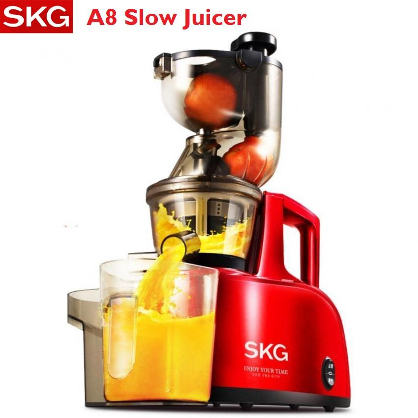 Slow Juicer Extractor : SKG A8 Multifunctional Whole Mouth Sl (end 2/6/2018 1:15 PM)