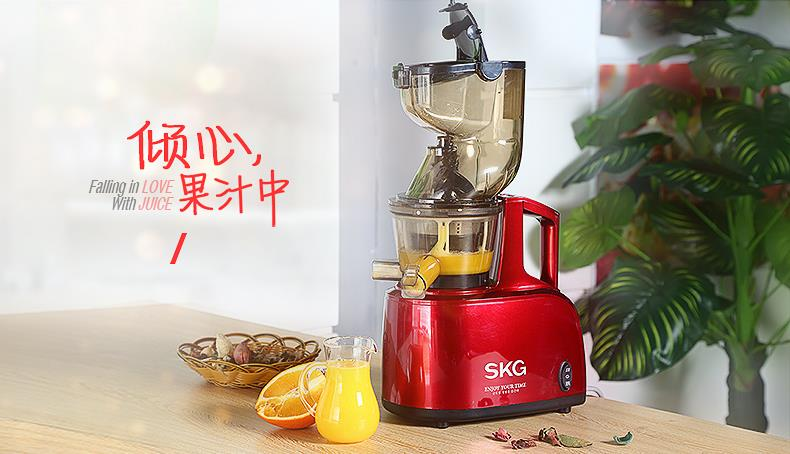 Skg A8 Slow Juicer : SKG Big Mouth Multifunction Slow Juic (end 4/8/2017 3:15 PM)