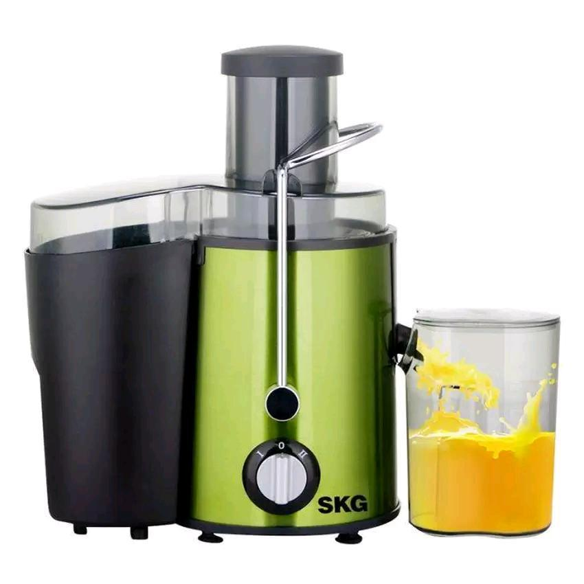 SKG Juicer GS310L Green (end 3/4/2018 1:15 PM)