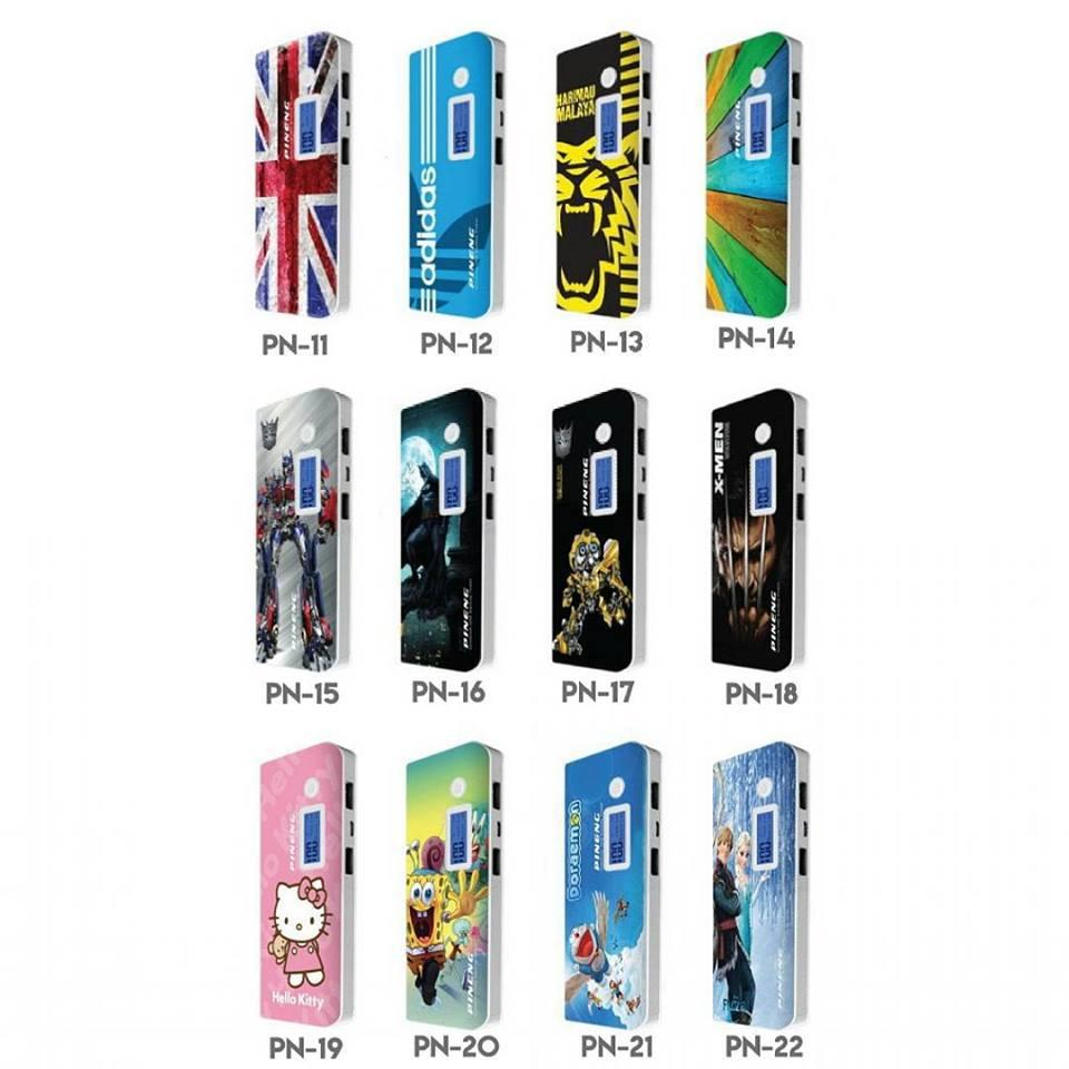 Skin Powerbank Pineng PN-968