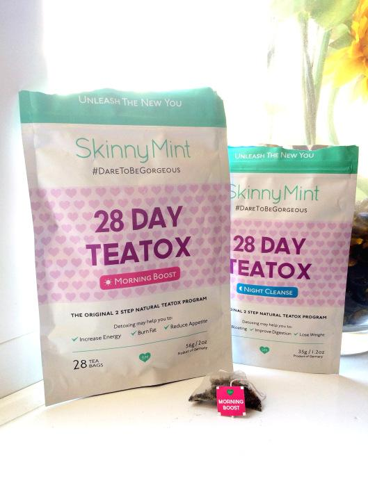 Skinnymint 28 Day Ultimate Teatox s (end 1/14/2016 12:15 PM)