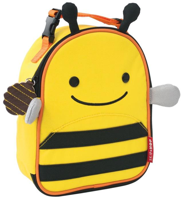 Skip Hop Lunchie Insulated Lunch Bag - Bee 100% Authentic