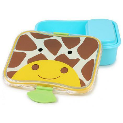Skip Hop Zoo Lunch Kit - Giraffe (100% Authentic)
