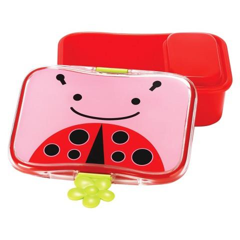 Skip Hop Zoo Lunch Kit - Ladybug (100% Authentic)