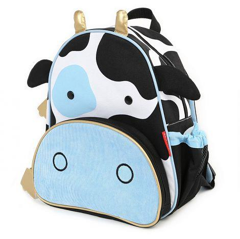 Skip Hop Zoo Pack Little Kid Back Pack Cow (100% Authentic)