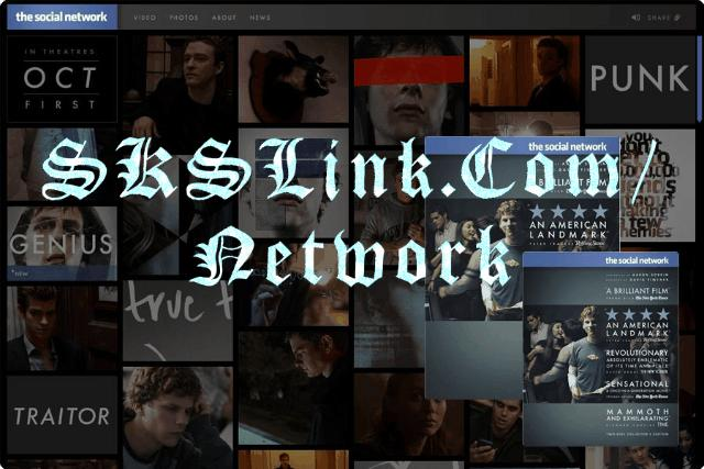SKSLink.Com/Network helps you connect and share with the people in you..