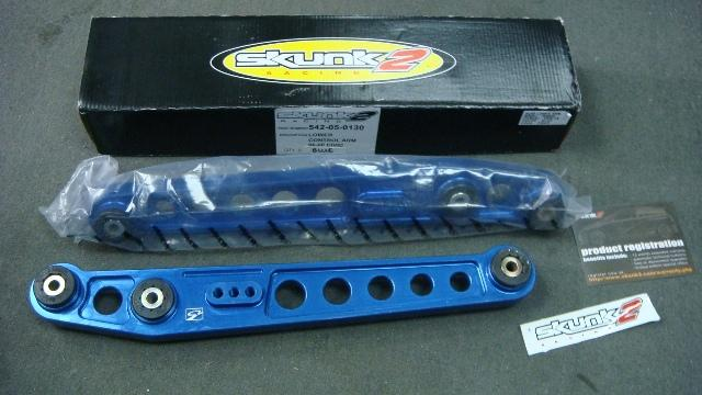 SKUNK 2 Rear Lower Arm Bar For Honda EJ & EK & EG