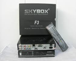 Skybox F3 New Arrival come Wifi Manager