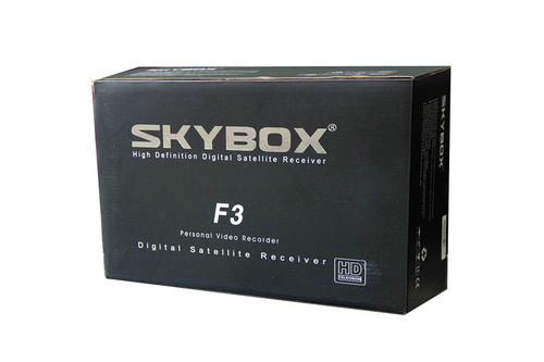 SKYBOX F3 WIFI 1080P HD PVR Satellite Receiver 3 months