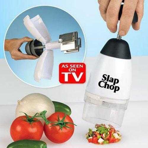 Slap Chop - Dice, Chop, Mince In Seconds
