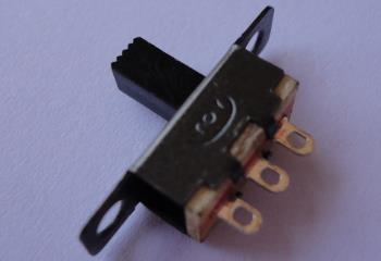 Slide Switch SS12F15