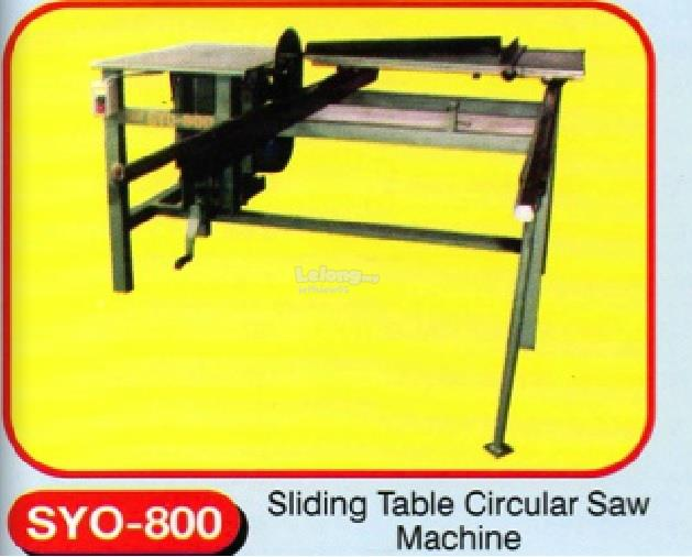 Sliding Table Saw Manufacturer 2hp End 1 11 2017 12 15 Am