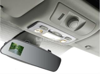 Slim Design Rearview Mirror Car DVR (Free Shipping)