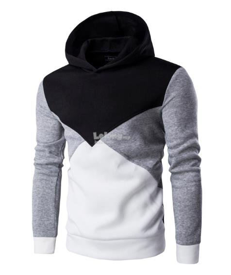 Slim Fit Hooded Sweater