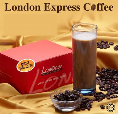 Slimming Coffee from London W (end 2/24/2016 9:15 PM - MYT )