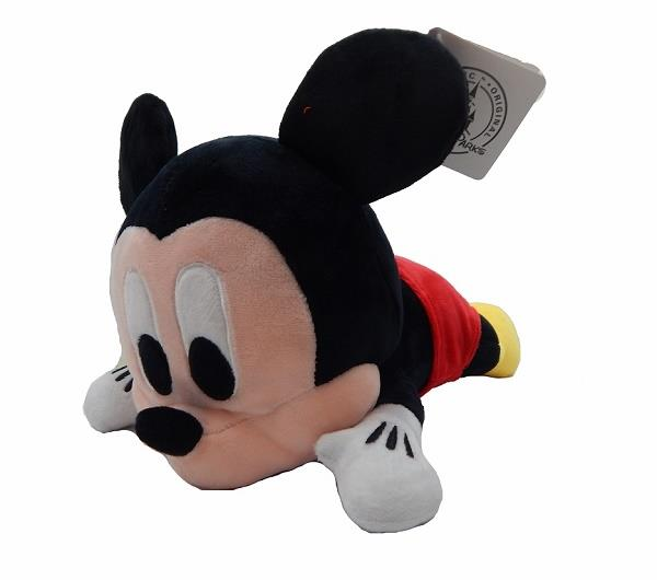 Small Mickey Mouse Body Plush Toy