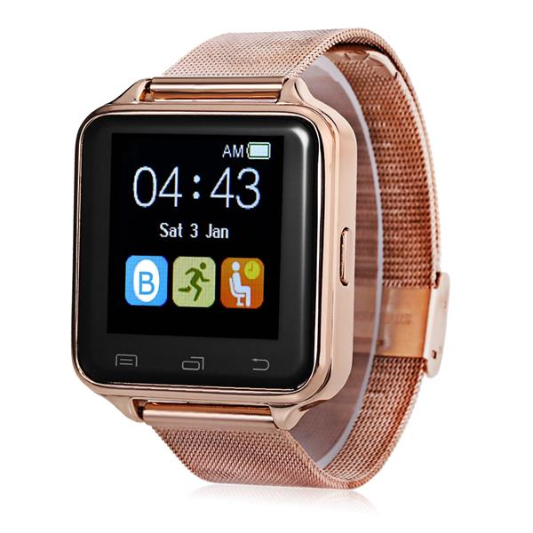 SMART WATCH WITH ANTI LOST PEDOMETER AND SLEEP MONITOR