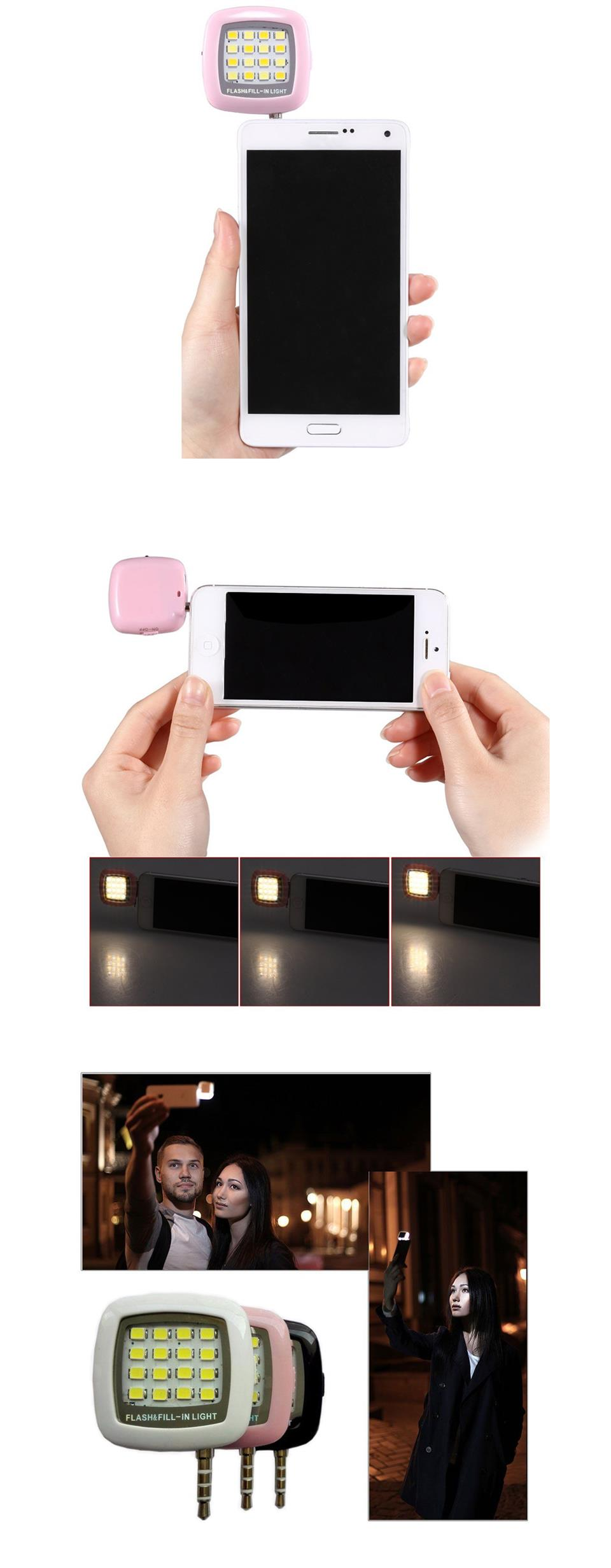 Smartphone  LED Flash Light