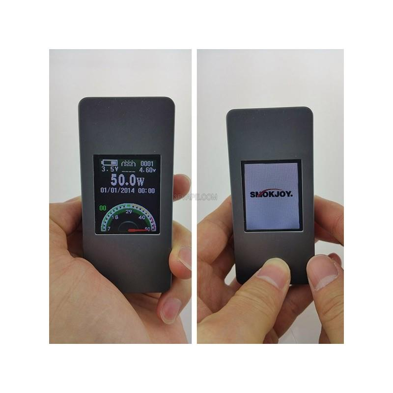 Smokjoy Ivapor 60w - LED Screen Like phone - Authentic - 100% Original