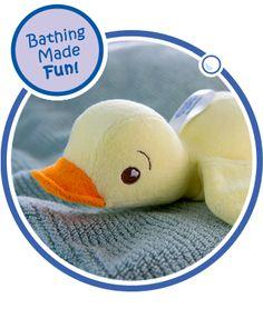 Soapsox Bath Sponge Emma The Duck (SBED5035)