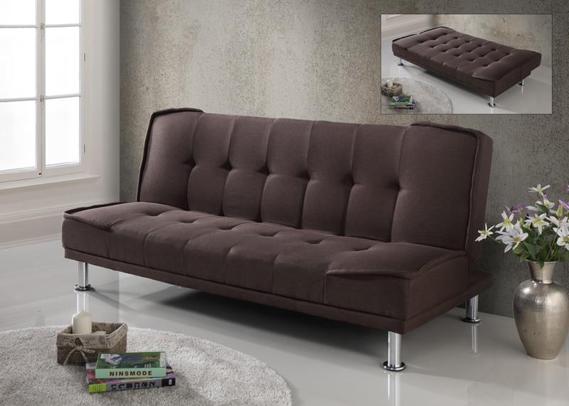 Sofa bed 06 brown with free end 11 19 2017 10 15 am myt for Sofa bed malaysia