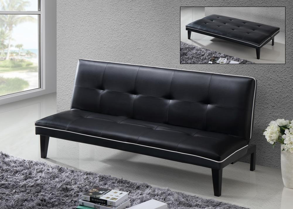SOFA BED 16 BLACK WITH FREE End 11 22 2017 3 15 PM MYT