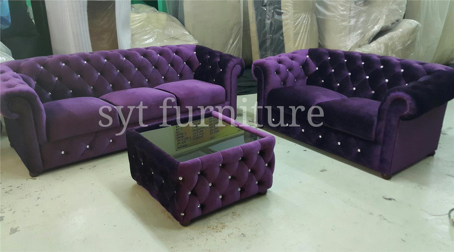 Sofa Chesterfield Velvet 2 3 End 2 11 2016 6 23 PM MYT