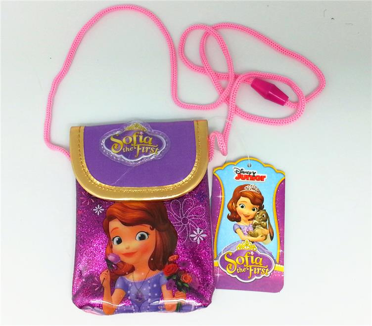SOFIA THE FIRST SLING BAG - Genuine Licensed
