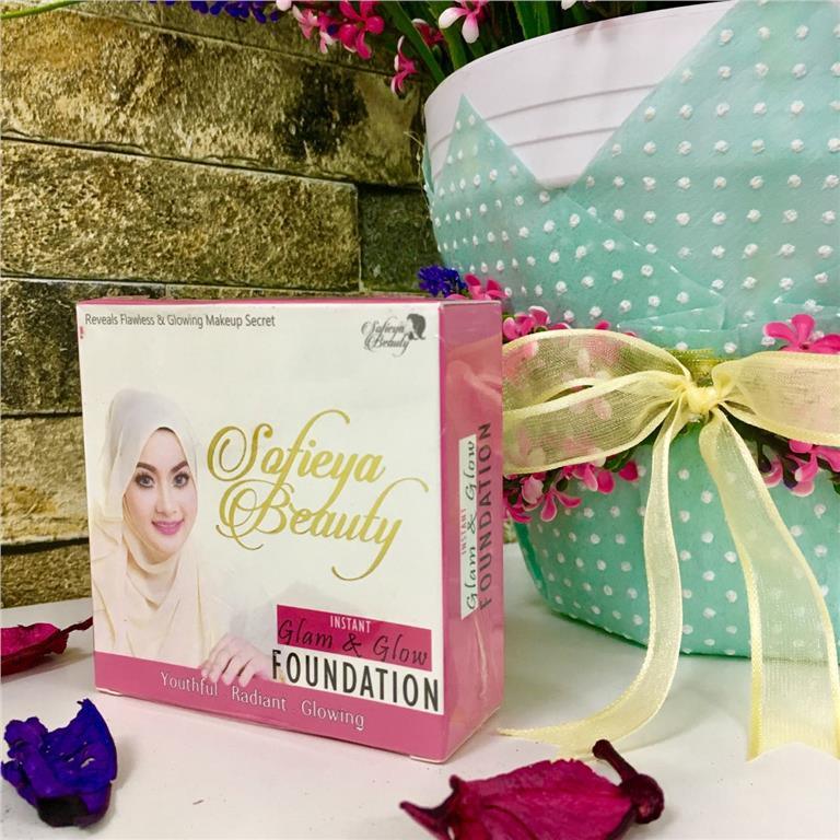 Sofieya Beauty Foundation for Instant Glam & Glow (Free Pos SM)