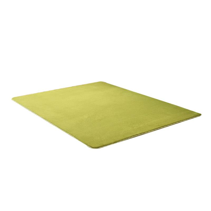 Soft Living Room Carpet (green)-100x160cm