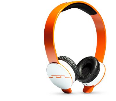 Sol Republic Tracks HD V10 On Ear Orange