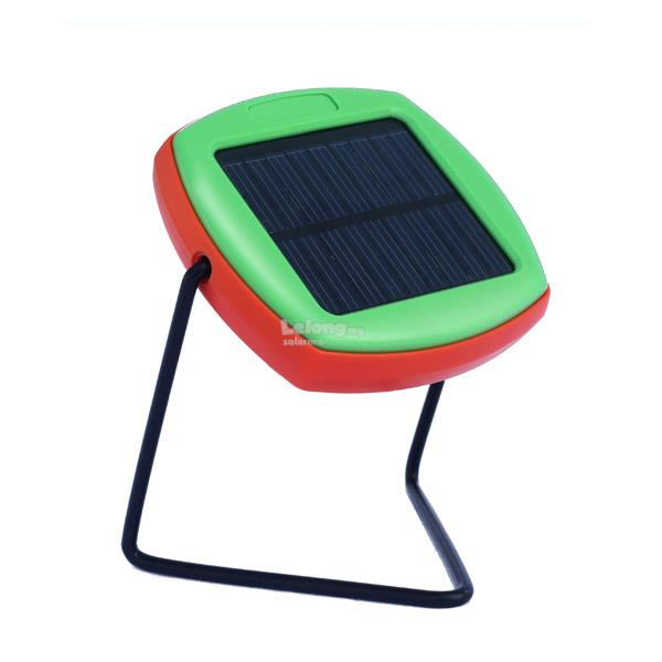 SOLARMO Solar Table Reading Lamp Lantern LED Light
