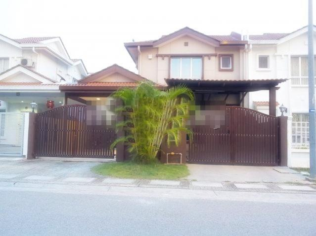 (SOLD)2 storey Cluster Semi-D, Setia Impian 5, Shah Alam, Freehold
