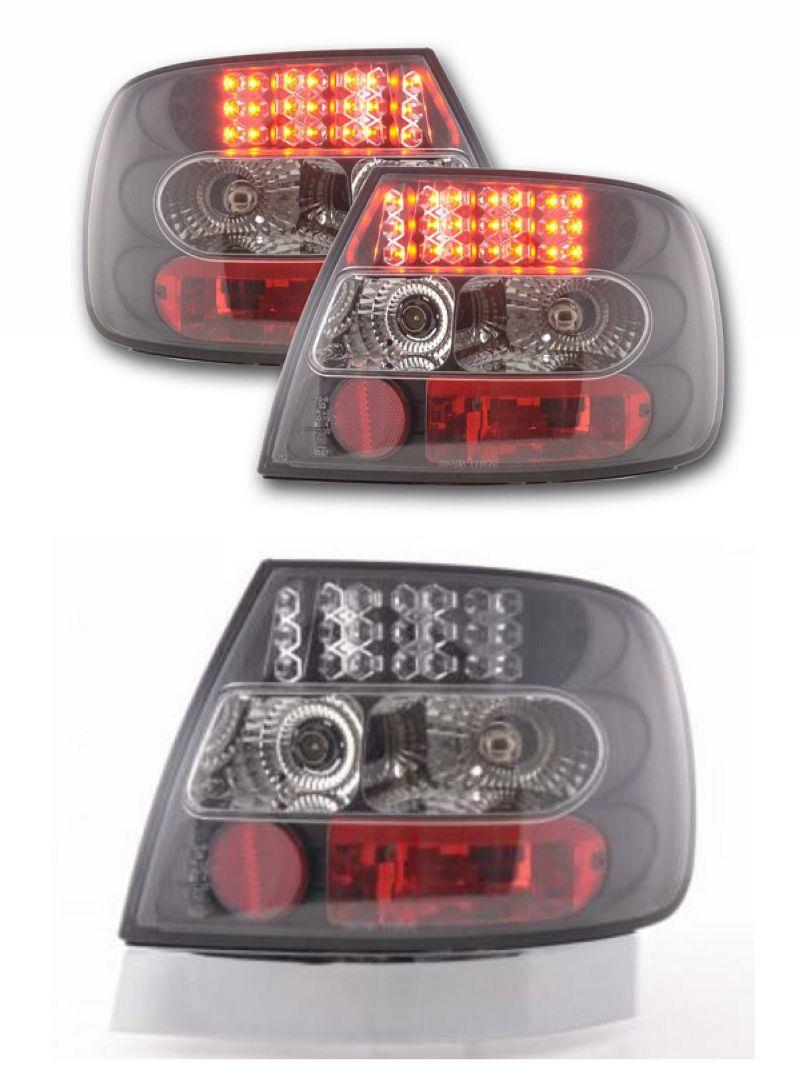 Sonar AUDI A4 B5 '95-00 LED TAIL LAMP SMOKE /RED-SMOKE