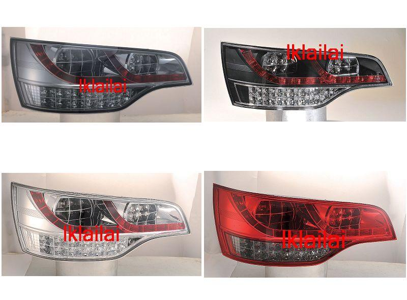 Sonar Audi Q7 '06-08 LED Tail Lamp + Corner LED