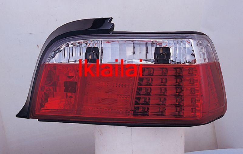 SONAR BMW E36 2Door LED Tail Lamp [Red/Clear]